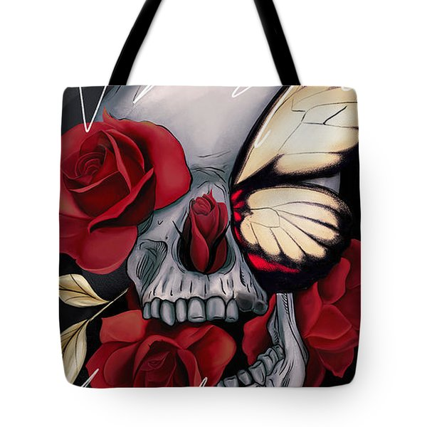 Anything You Want Is Yours Tote Bag