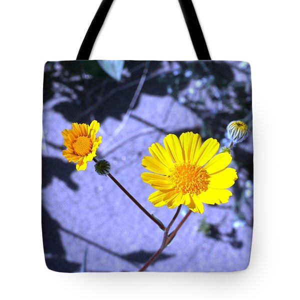 Anza Flower Tote Bag