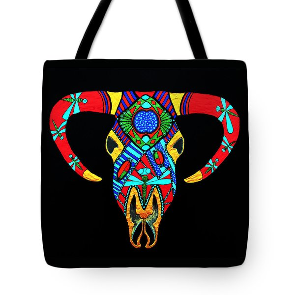Apache Dawn Close Up Tote Bag