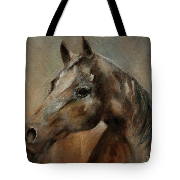 Apache Spirit I-2 Tote Bag by Barbie Batson
