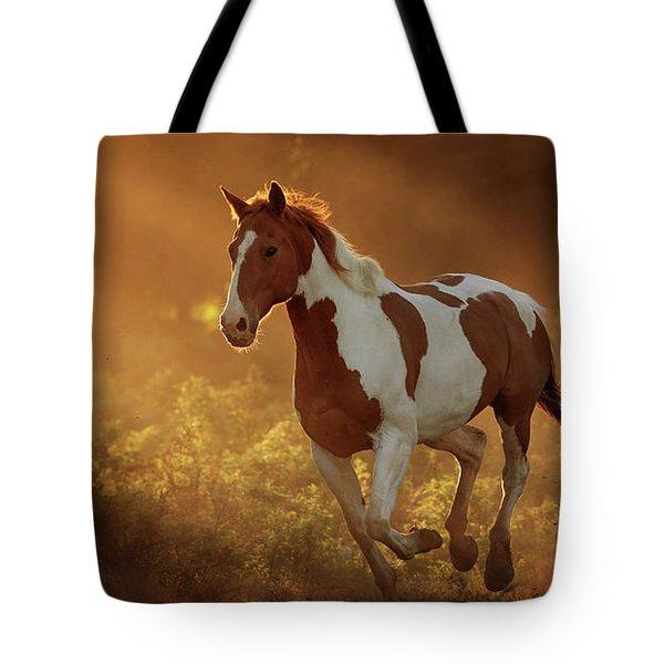 Apache - Three Bars Ranch Tote Bag