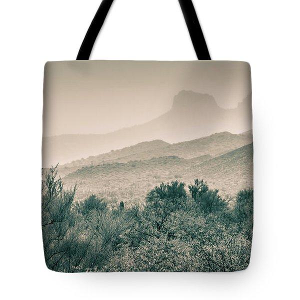 Apache Trail Tote Bag