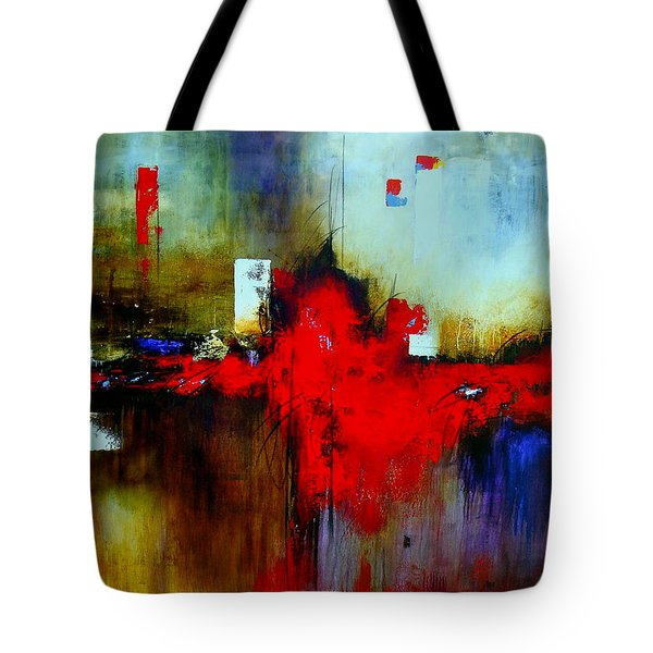 Apariencias Tote Bag by Thelma Zambrano