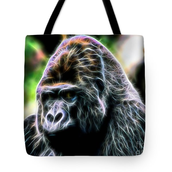 Ape Collection Tote Bag by Marvin Blaine