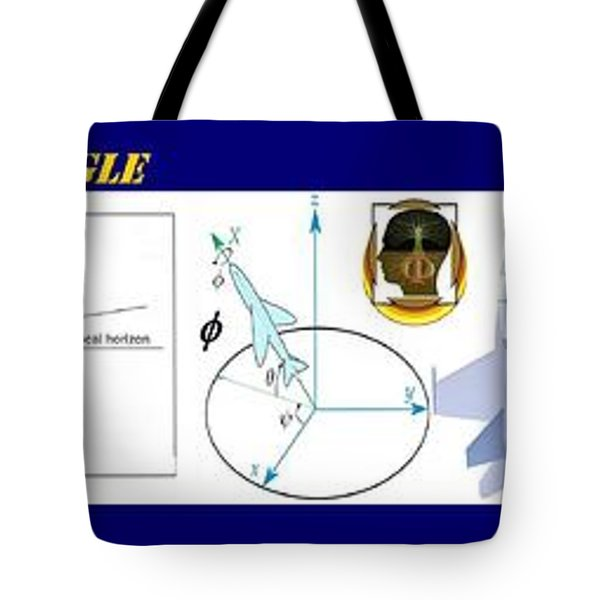 Aphelion Phlight Path Tote Bag