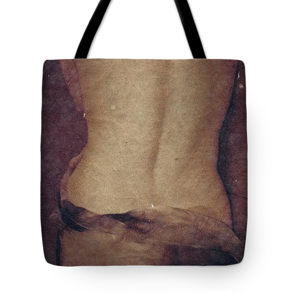 Tote Bag featuring the photograph Aphrodite by Catherine Sobredo