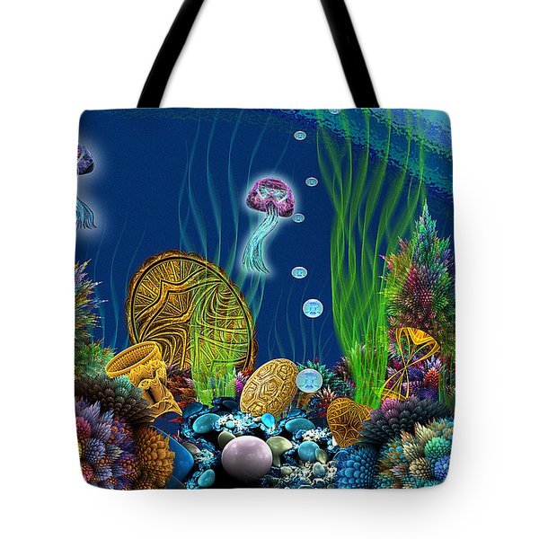 Apo Sunken Treasure Tote Bag