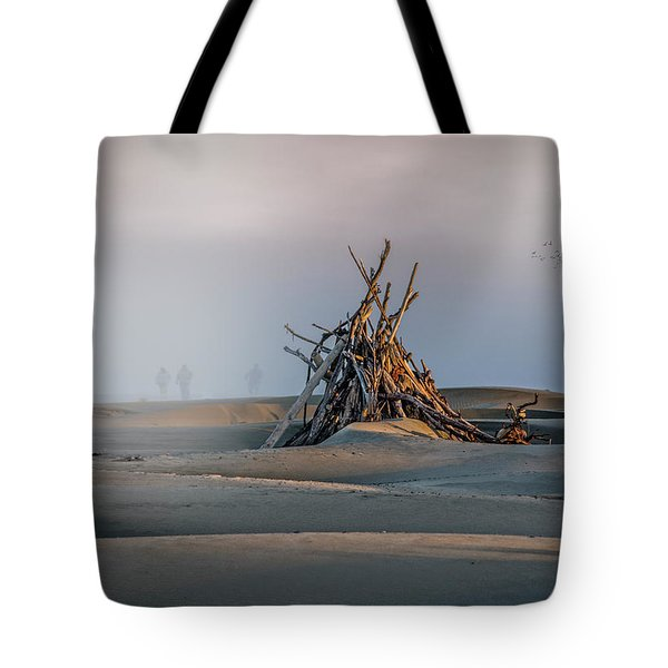 Apocalypse Walkers Tote Bag