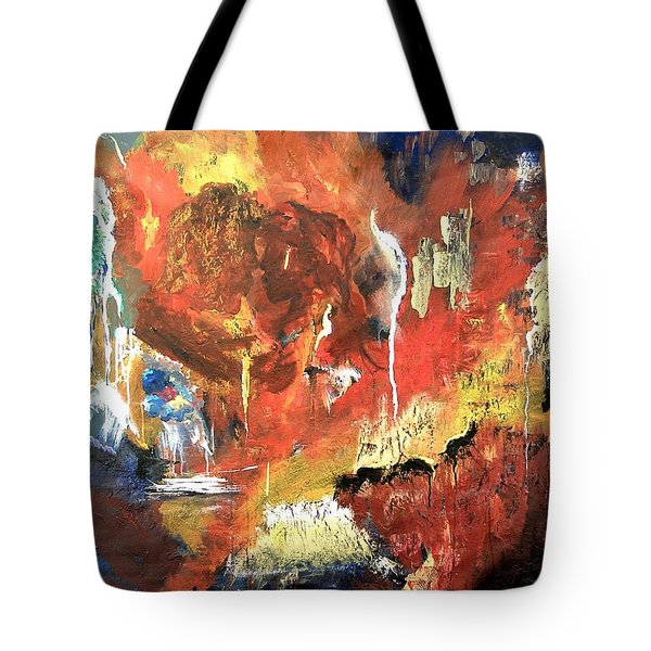 Apocalyptic Love Tote Bag