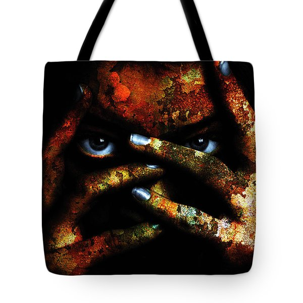Apocalyptic Skin Tote Bag