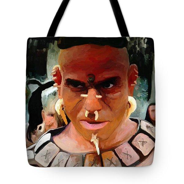 Apocalypto Tote Bag