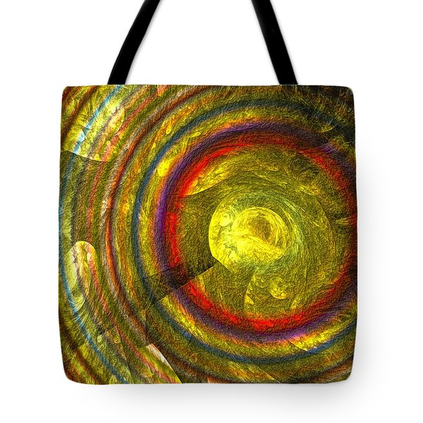 Apollo - Abstract Art Tote Bag