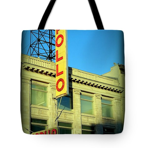Apollo Vignette Tote Bag by Ed Weidman