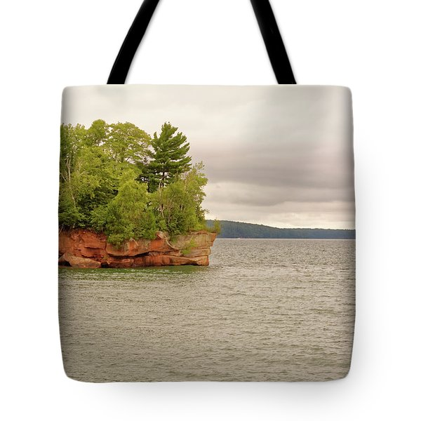 Apostle Islands Tote Bag