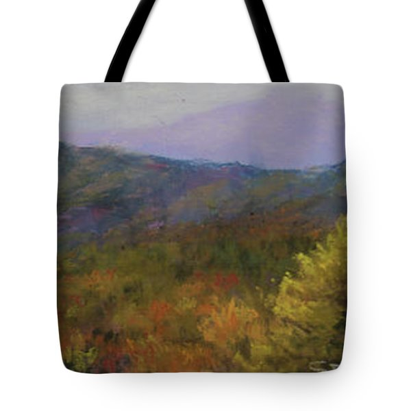 Appalachian Fall Tote Bag