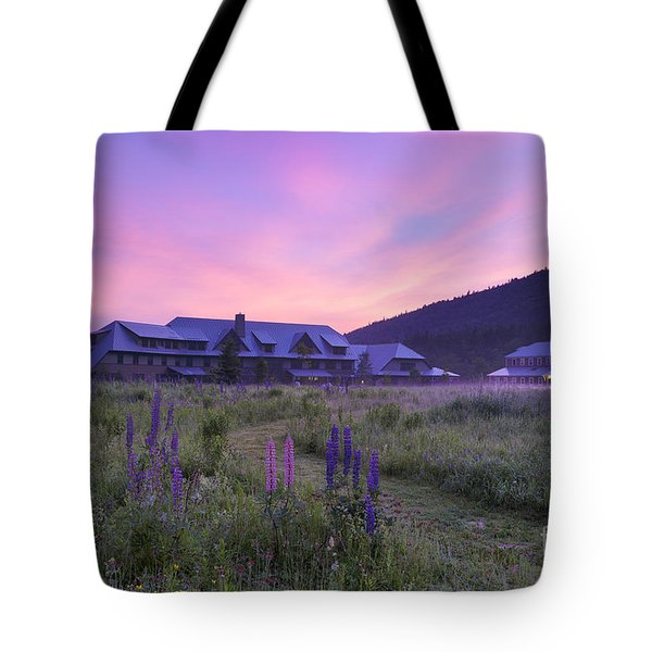 Appalachian Mountain Club Highland Center - White Mountains New Hampshire Tote Bag