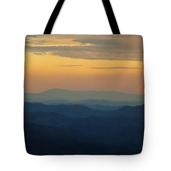 Appalachian Sky Tote Bag