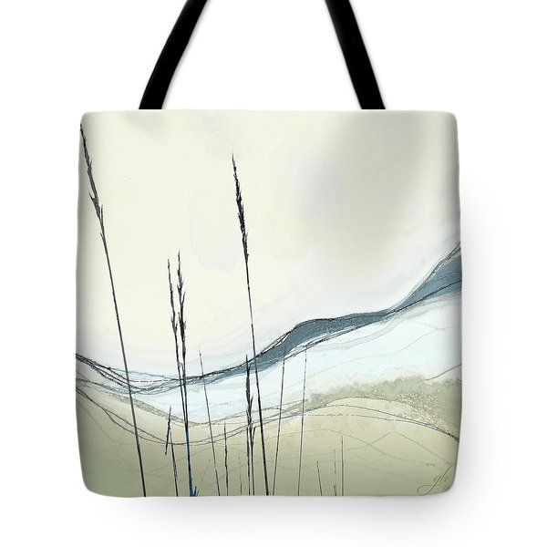 Tote Bag featuring the digital art Appalachian Spring by Gina Harrison