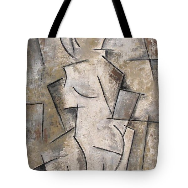 Apparition Tote Bag by Trish Toro