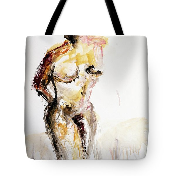 Appeal 140001 Tote Bag by AnneKarin Glass