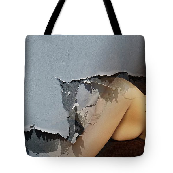 Appealing Nude Tote Bag by Harry Spitz