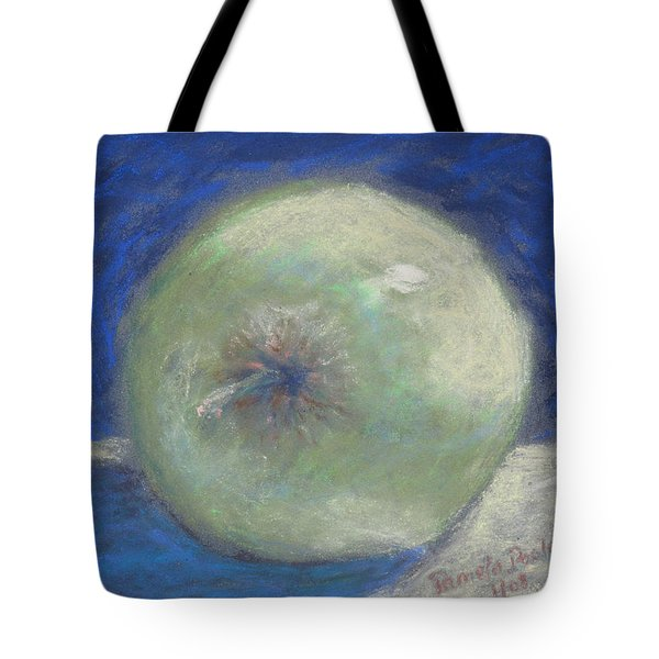Apple Impressions Tote Bag