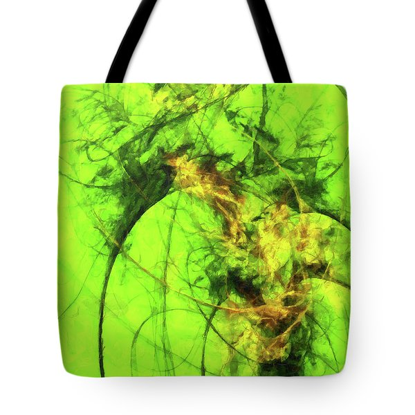 Apple Of My Eye Tote Bag