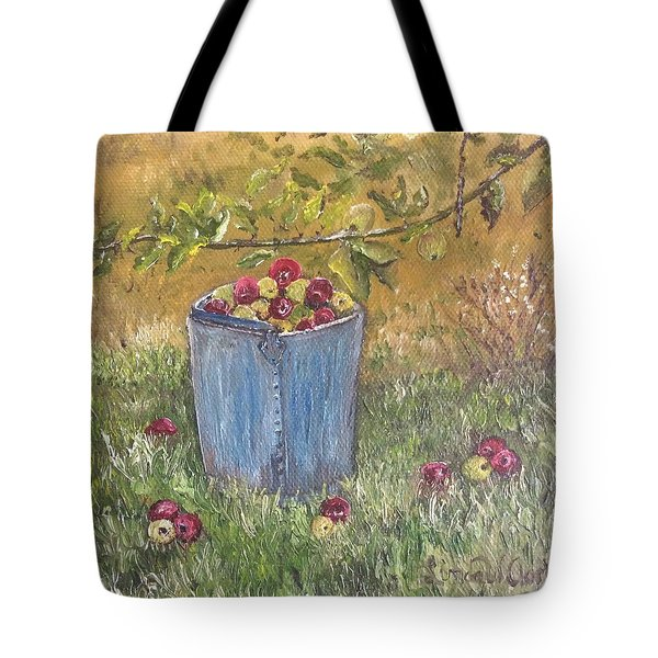 Apple Pickin'  Tote Bag