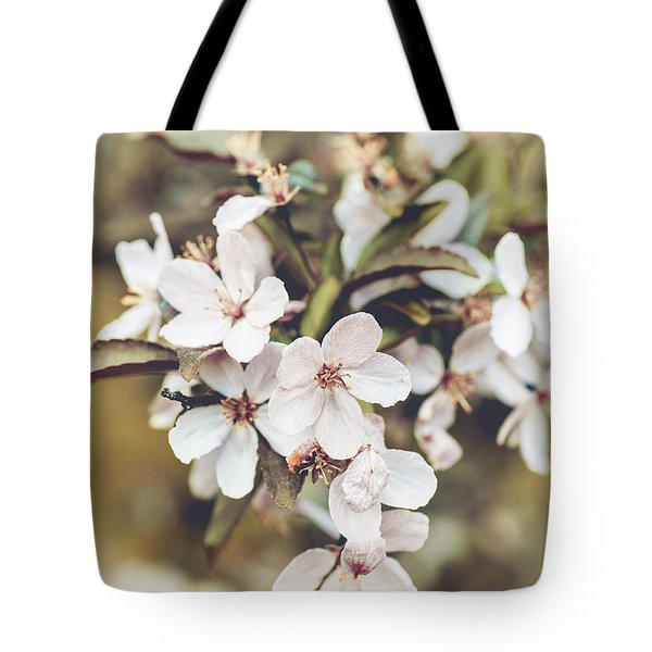 Tote Bag featuring the photograph Apple Spice by Christi Kraft