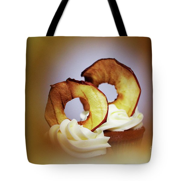 Apple View Tote Bag