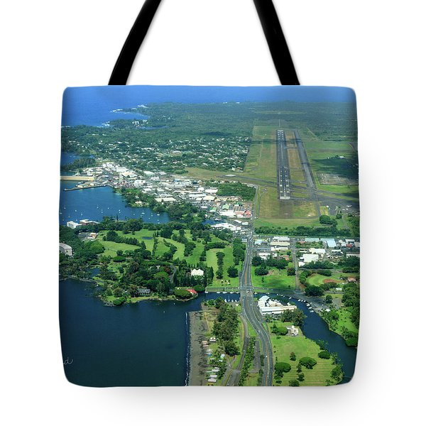 Approach Into Ito Tote Bag
