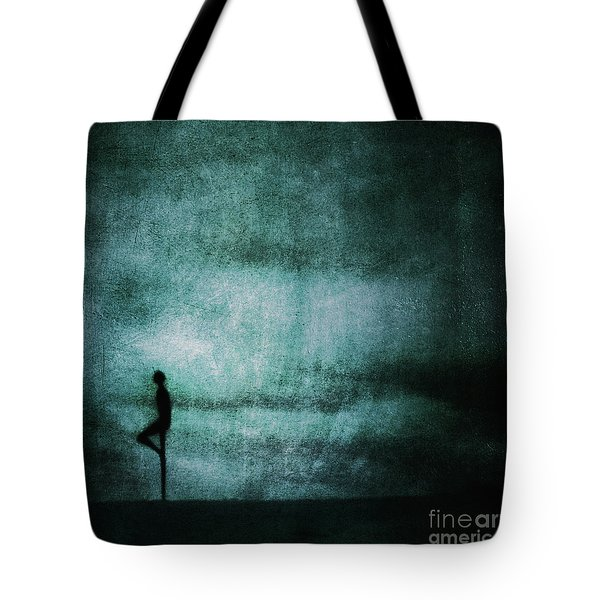 Approaching Dark Tote Bag by Andrew Paranavitana