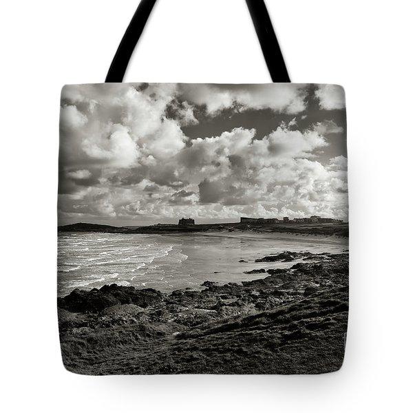 Approaching Storm Tote Bag by Nicholas Burningham