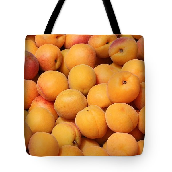 Apricots Tote Bag by Carol Groenen