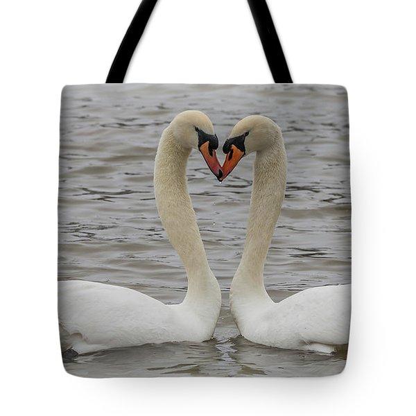 April Love Tote Bag