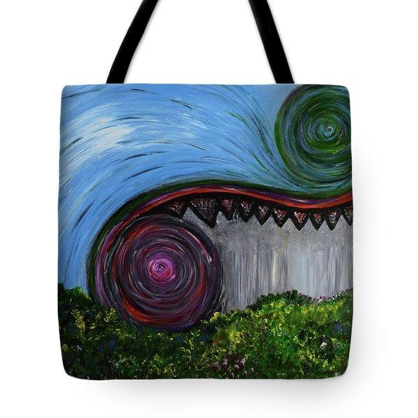 April May June Tote Bag