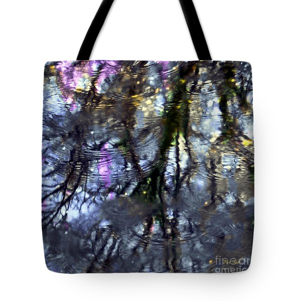 April Showers 2 Tote Bag