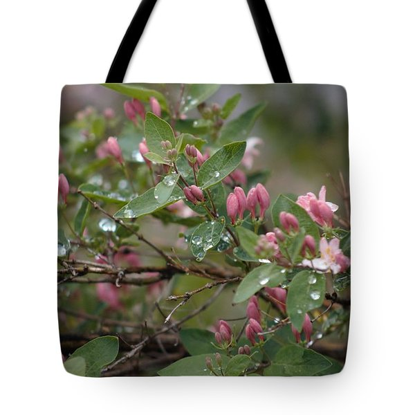 April Showers 6 Tote Bag