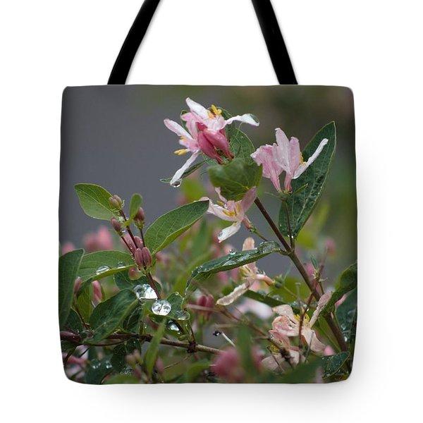 April Showers 7 Tote Bag