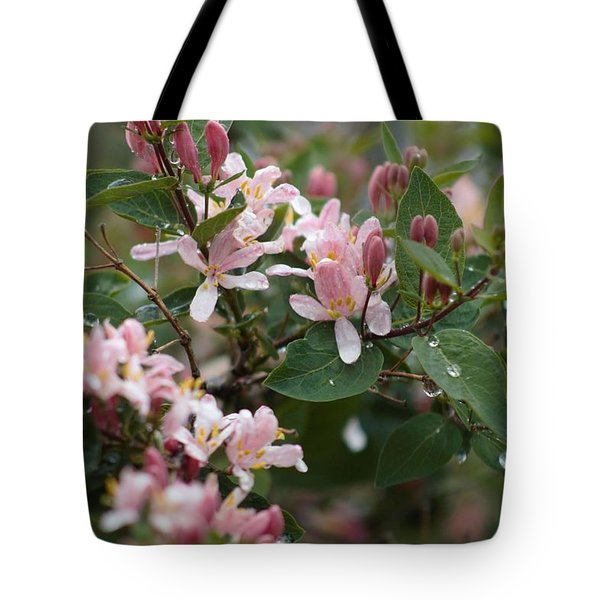 April Showers 8 Tote Bag