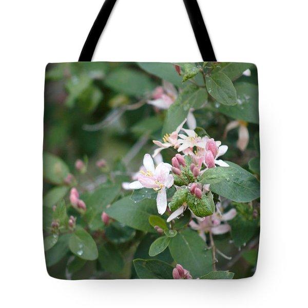 April Showers 9 Tote Bag