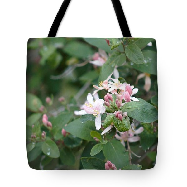 April Showers 9 Tote Bag