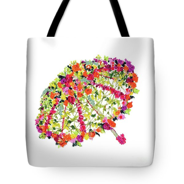 April Showers Bring May Flowers Tote Bag