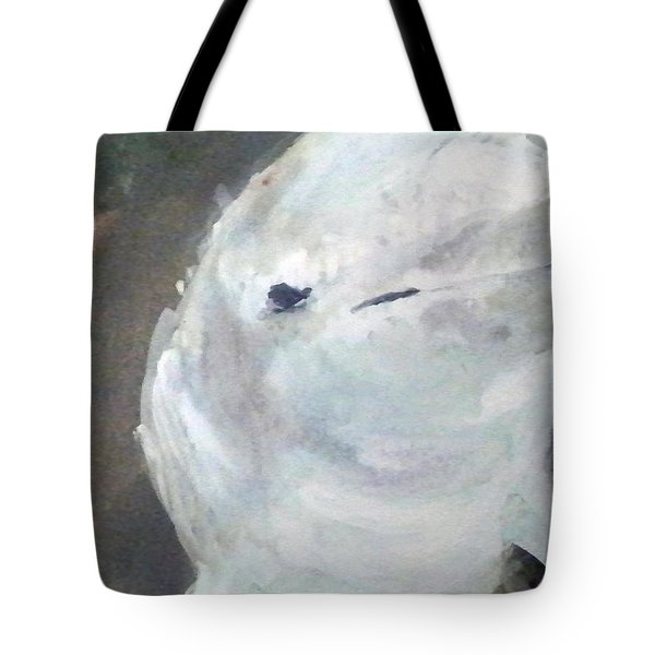 Aqua Tote Bag by Ed Heaton