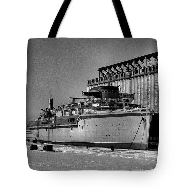Aquarama Tote Bag by Ely Arsha