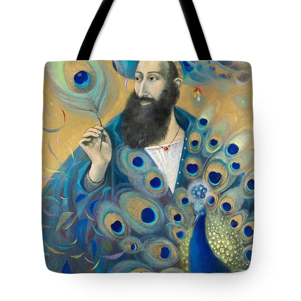 Aquarius Tote Bag by Annael Anelia Pavlova