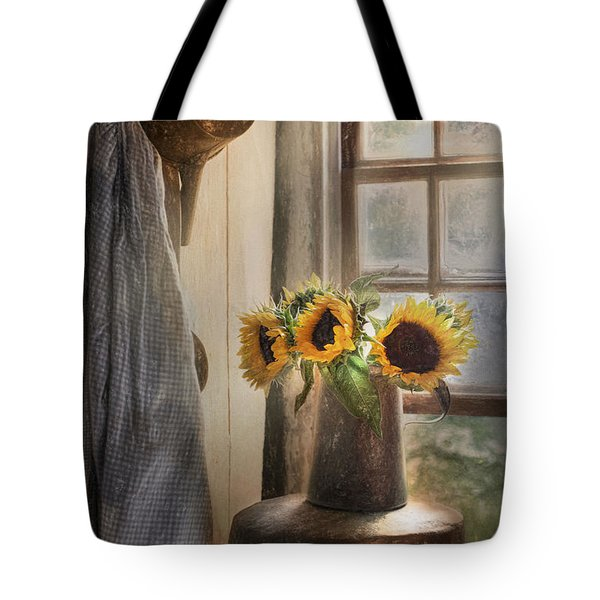 Tote Bag featuring the photograph Aquarius by Robin-Lee Vieira