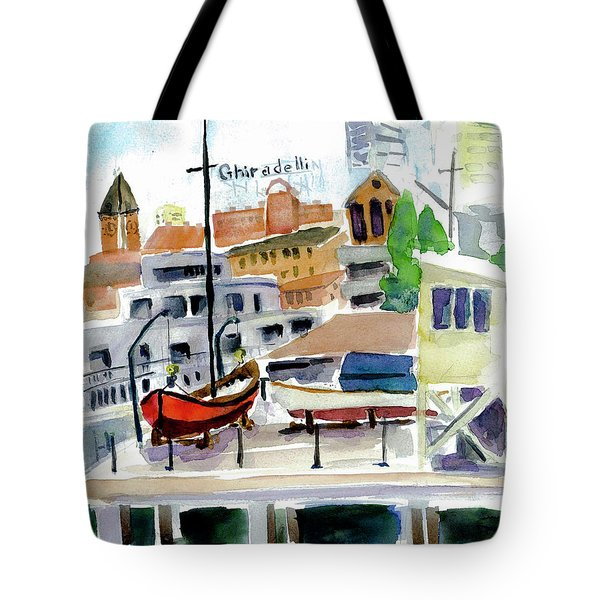 Aquatic Park1 Tote Bag