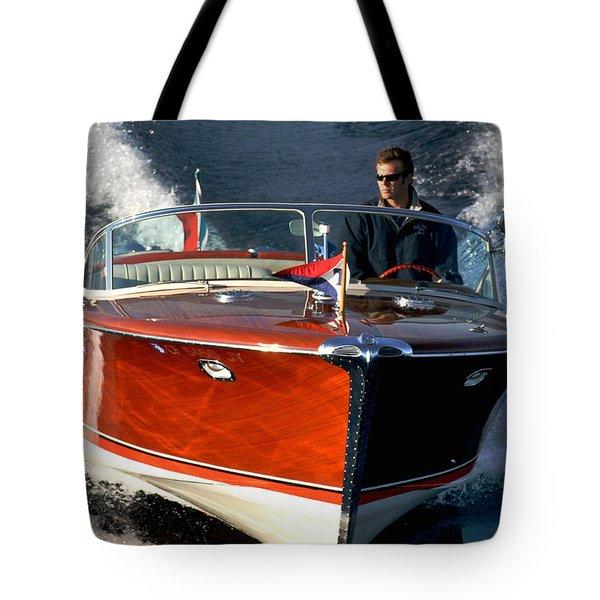 Aqurama Tote Bag