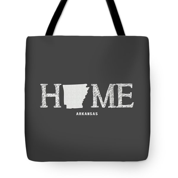 Ar Home Tote Bag by Nancy Ingersoll